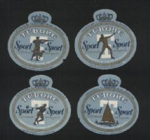 Beer bottle labels very old beer labels sport  #141